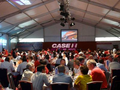 CASE IH - AXIAL FLOW LAUNCH